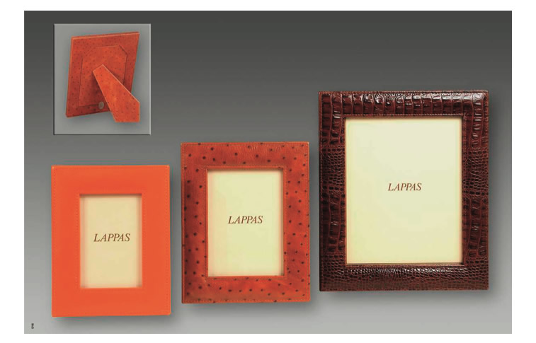 Personalized Leather Gifts Portfolios Photo Frames